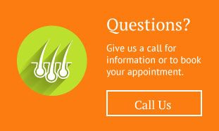 Have Questions? Give us a call for information or to book your appointment.